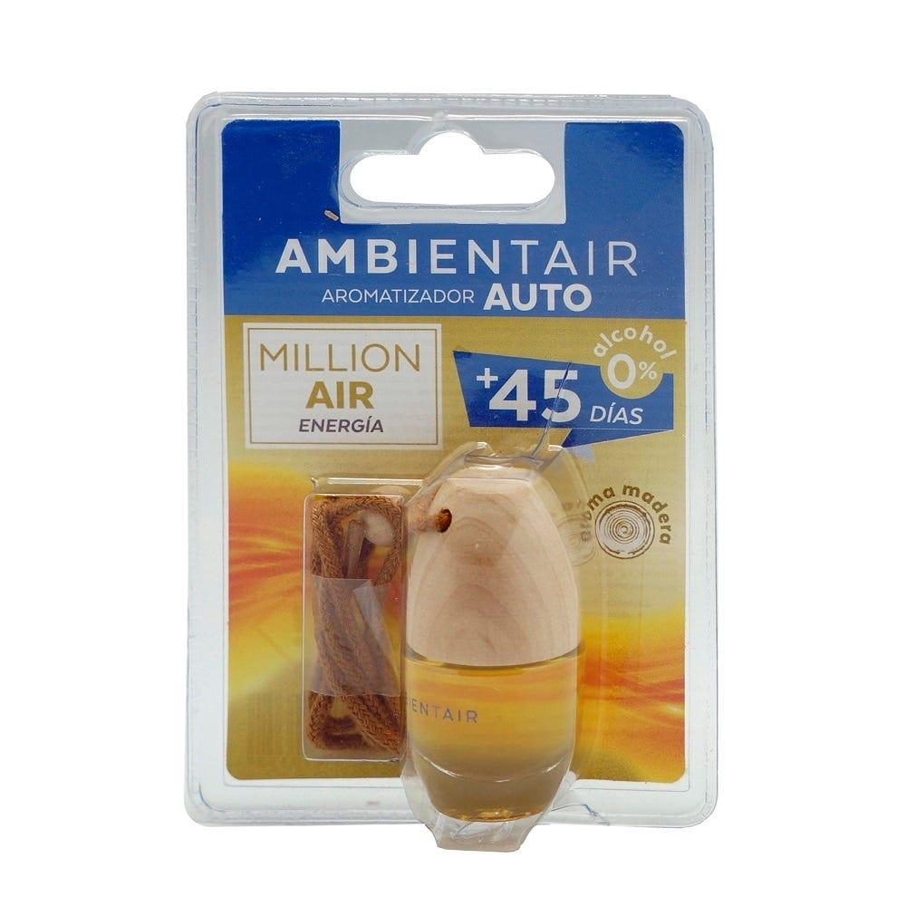 Ambientador para carro Ambientair® aroma Millionair