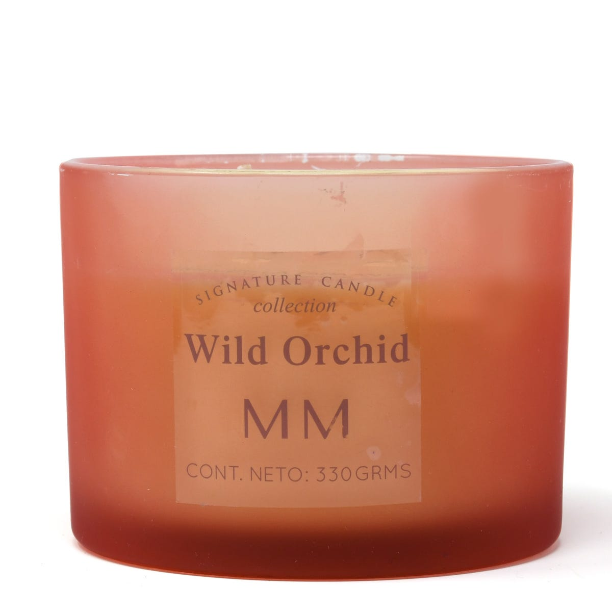Vela aromática Colonial Candle® Signature Candle Wild Orchid, 330 g