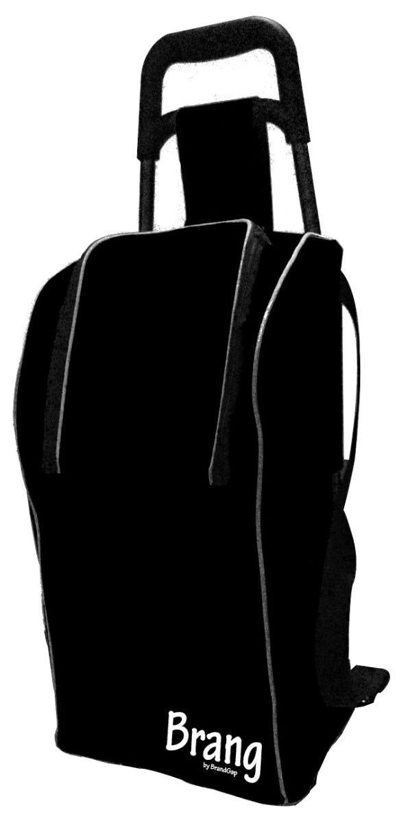 Mochila para carrito de mandado Brang® en negro