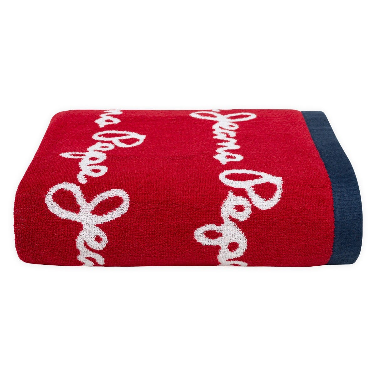 Toalla medio baño Pepe Jeans® Porter en rojo