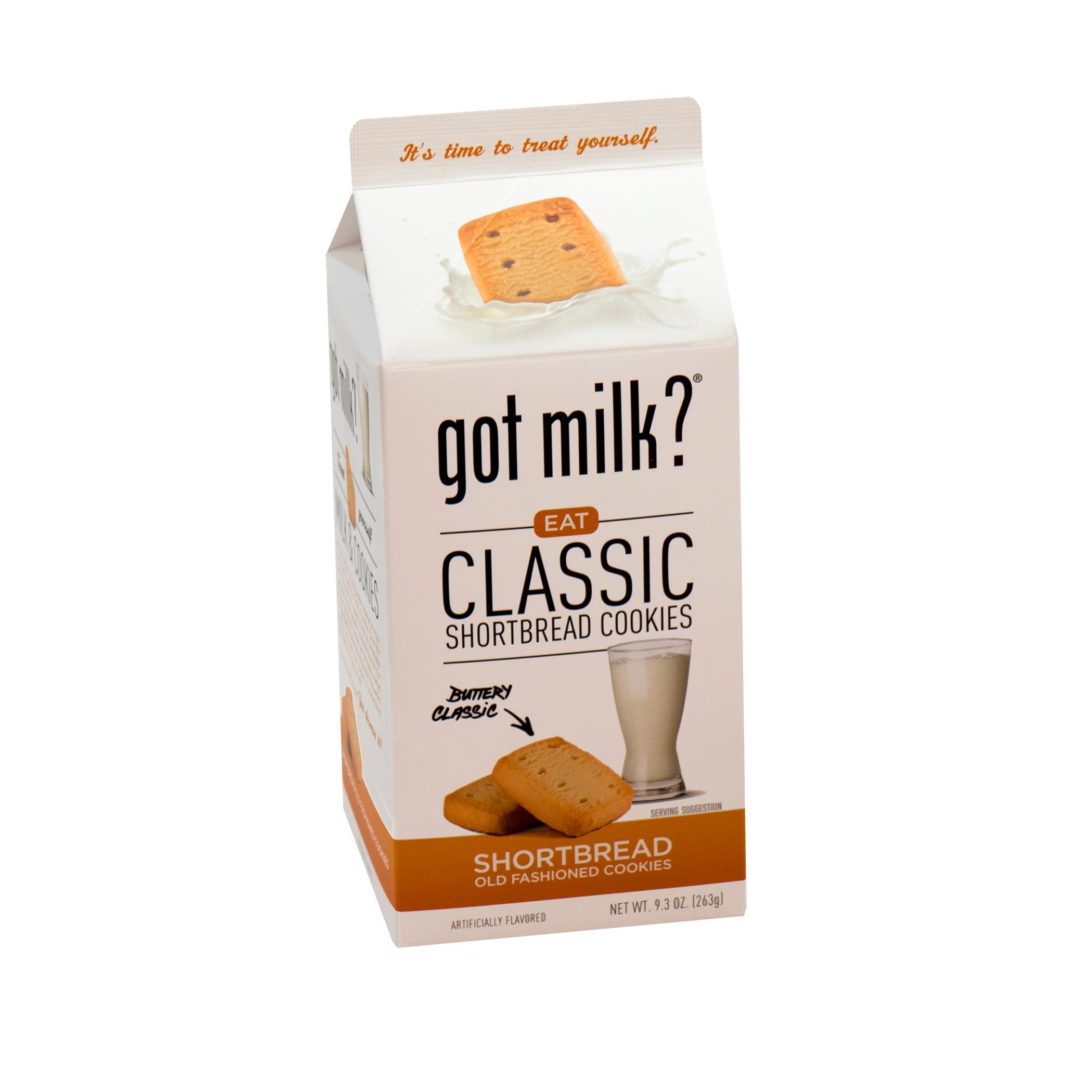 Galletas de mantequilla Got Milk® Pan corto de 263 g