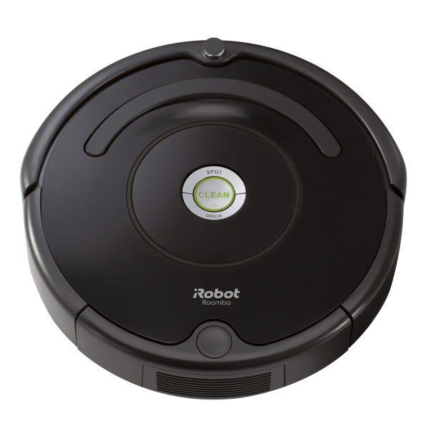 Robot aspirador de plástico iRobot® Roomba® 614