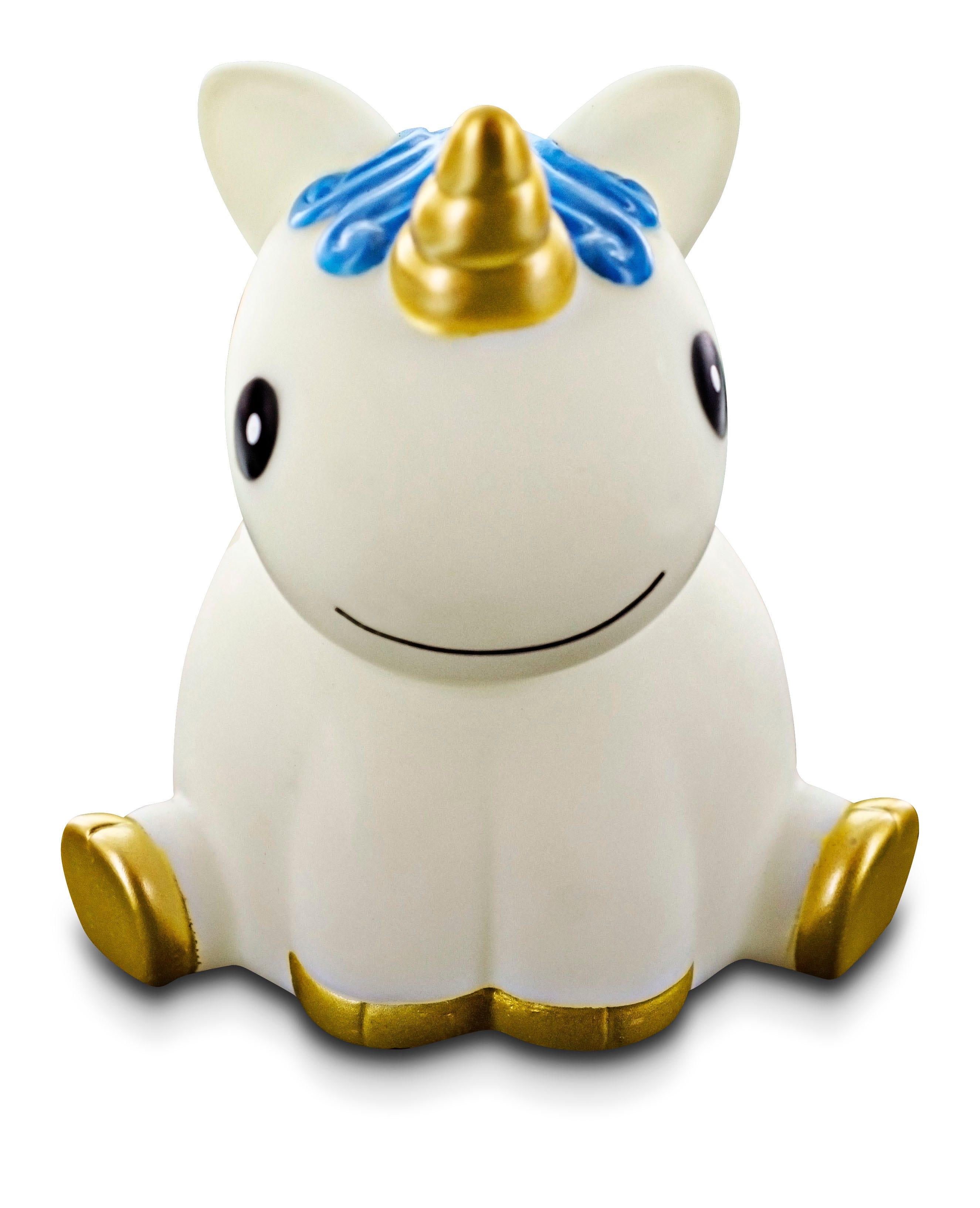 Lámpara decorativa Hearth & Heaven® en forma de unicornio