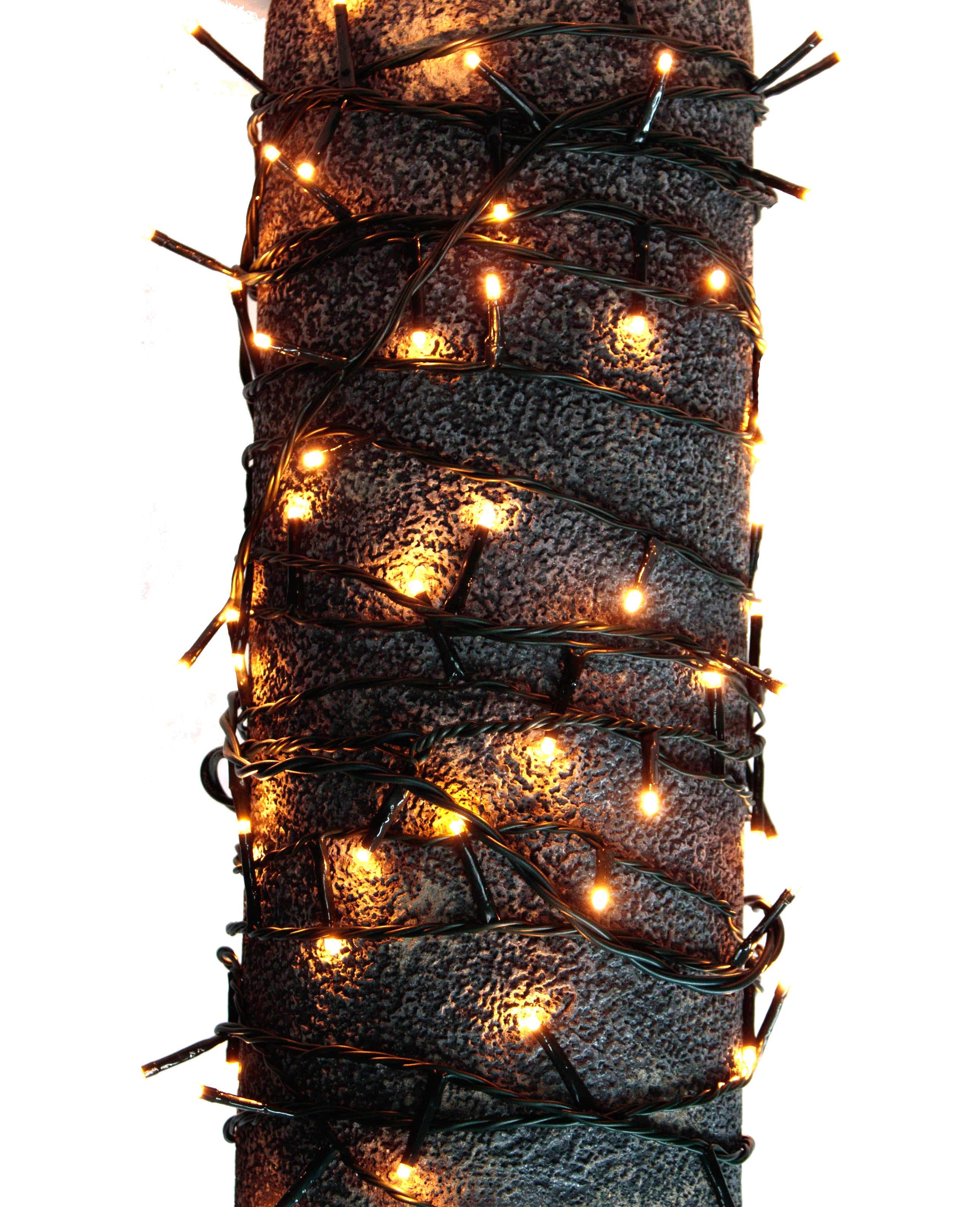 Serie de luces Running Decora con 100 focos LED chicos