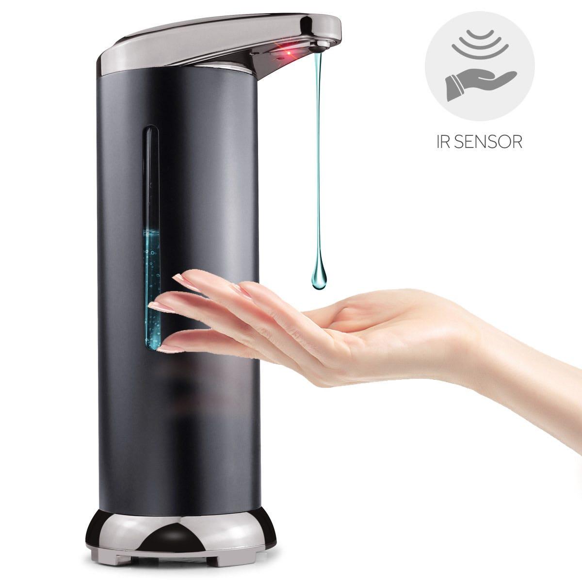 Dispensador de jabón automático 1