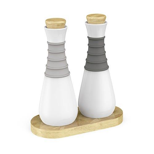 Dispensadores de aceite y vinagre Olimpia