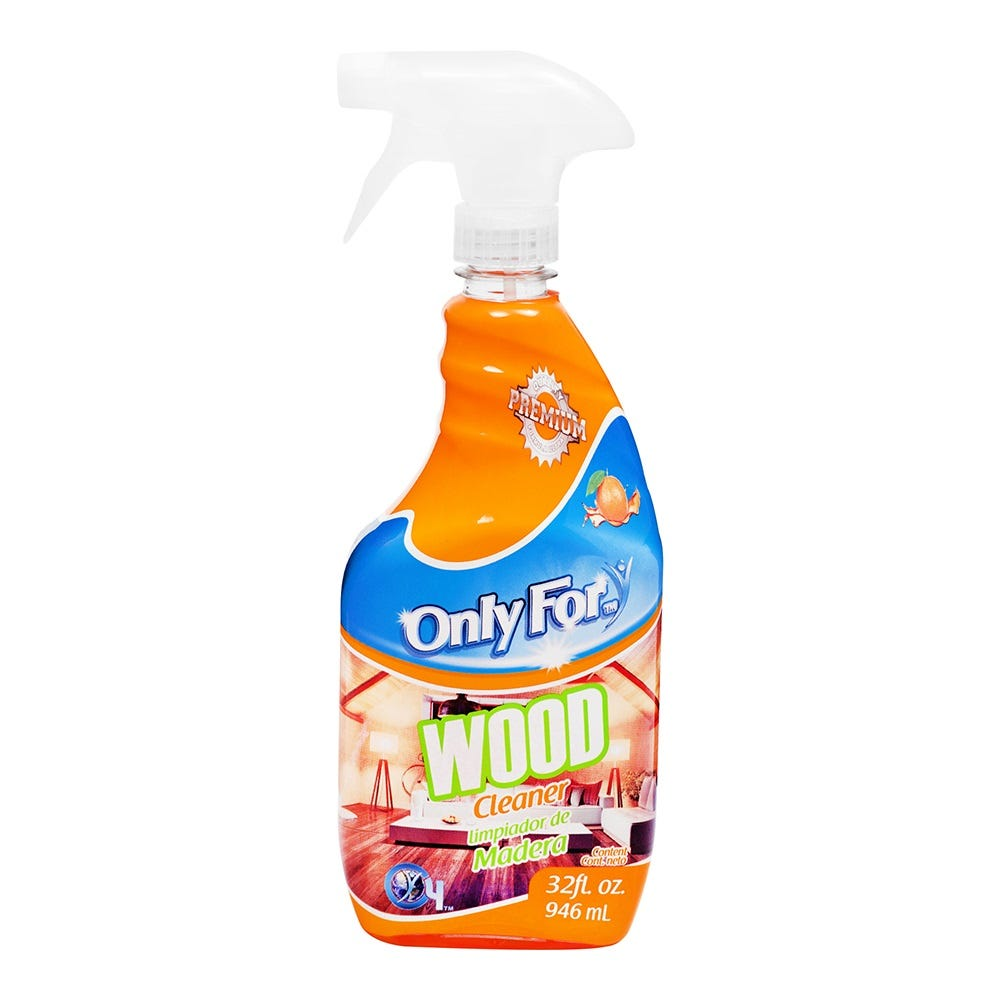 Limpiador para madera Only for™ de 946 mL