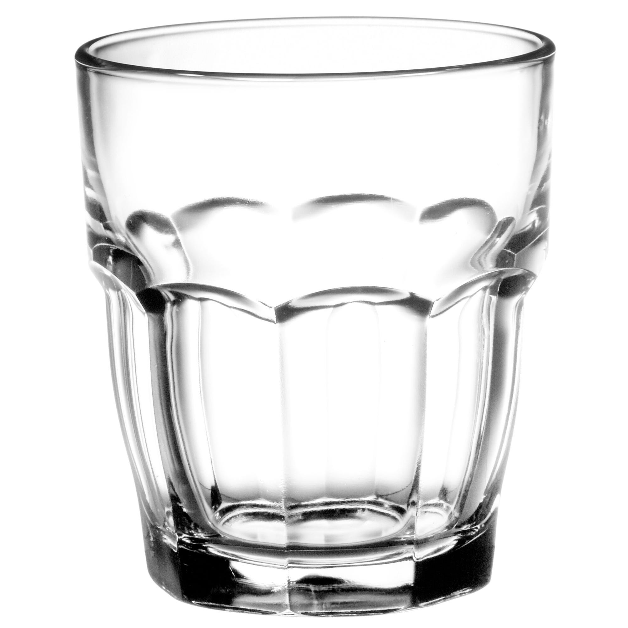 Vaso de vidrio Rock Bar Dof de 390 mL