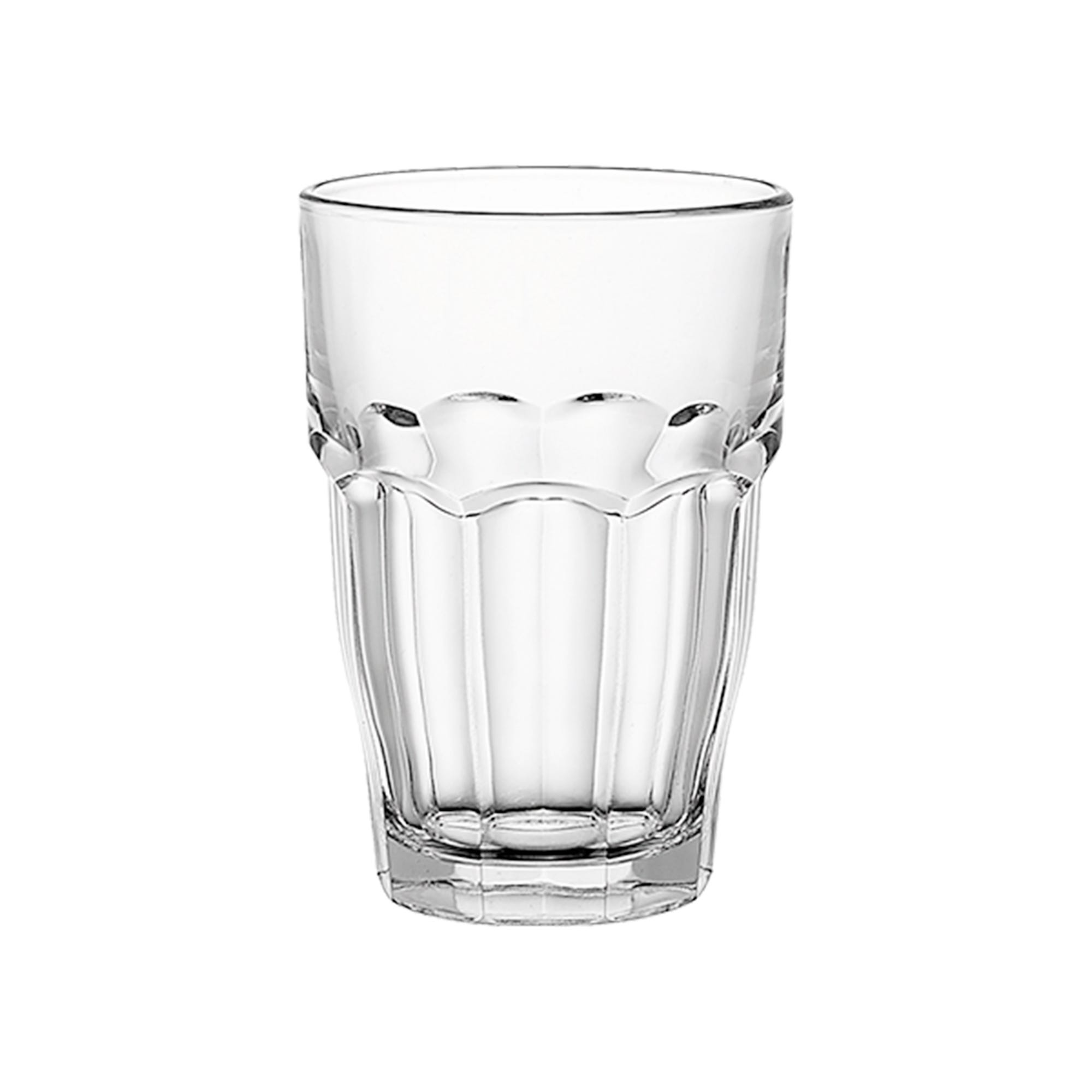 Vaso de vidrio Long Drink de 370 mL