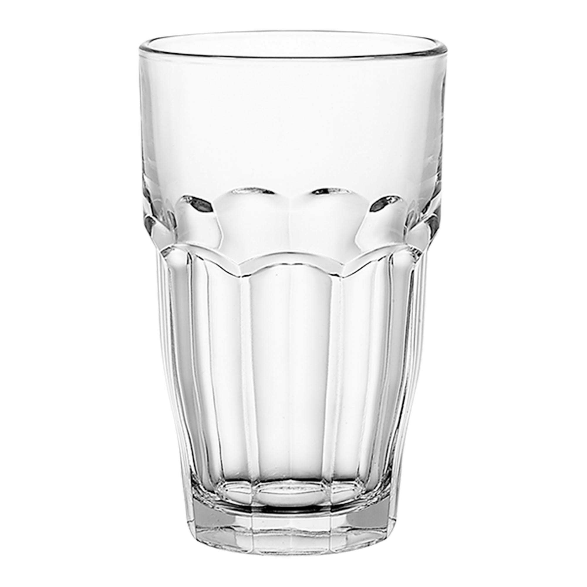 Vaso de vidrio Rock Bar Supercooler de 650 mL