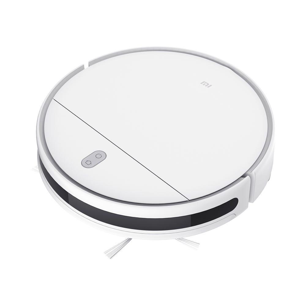 Aspiradora robot Xiaomi Mi Essential con trapeador en blanco