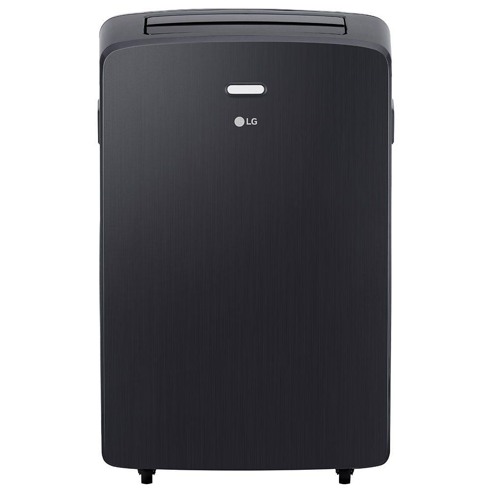 Aire acondicionado LG® color negro/gris