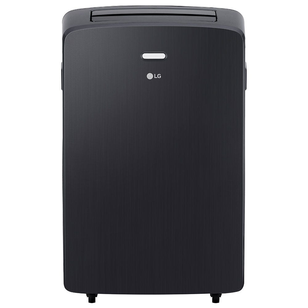 Aire acondicionado LG® color negro