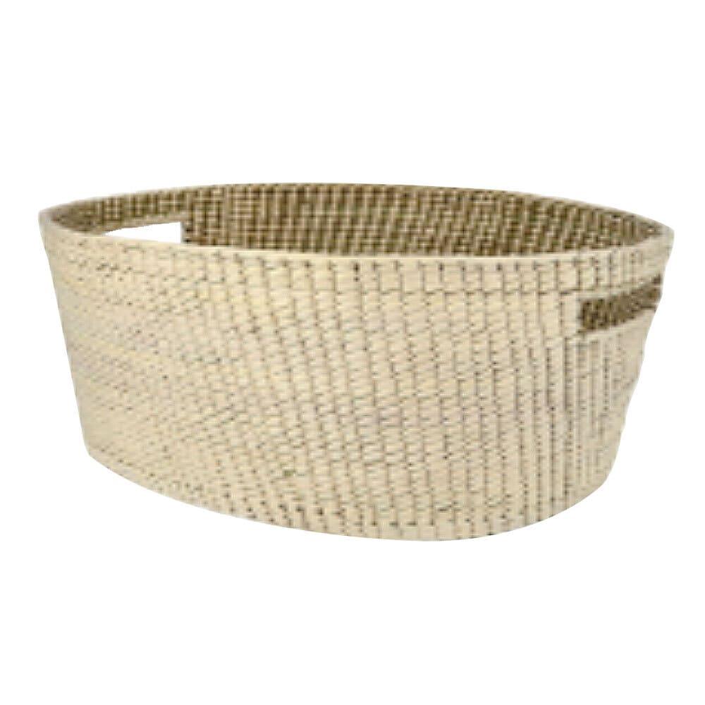 Canasto de fibra de palma AC Palma® para toallas