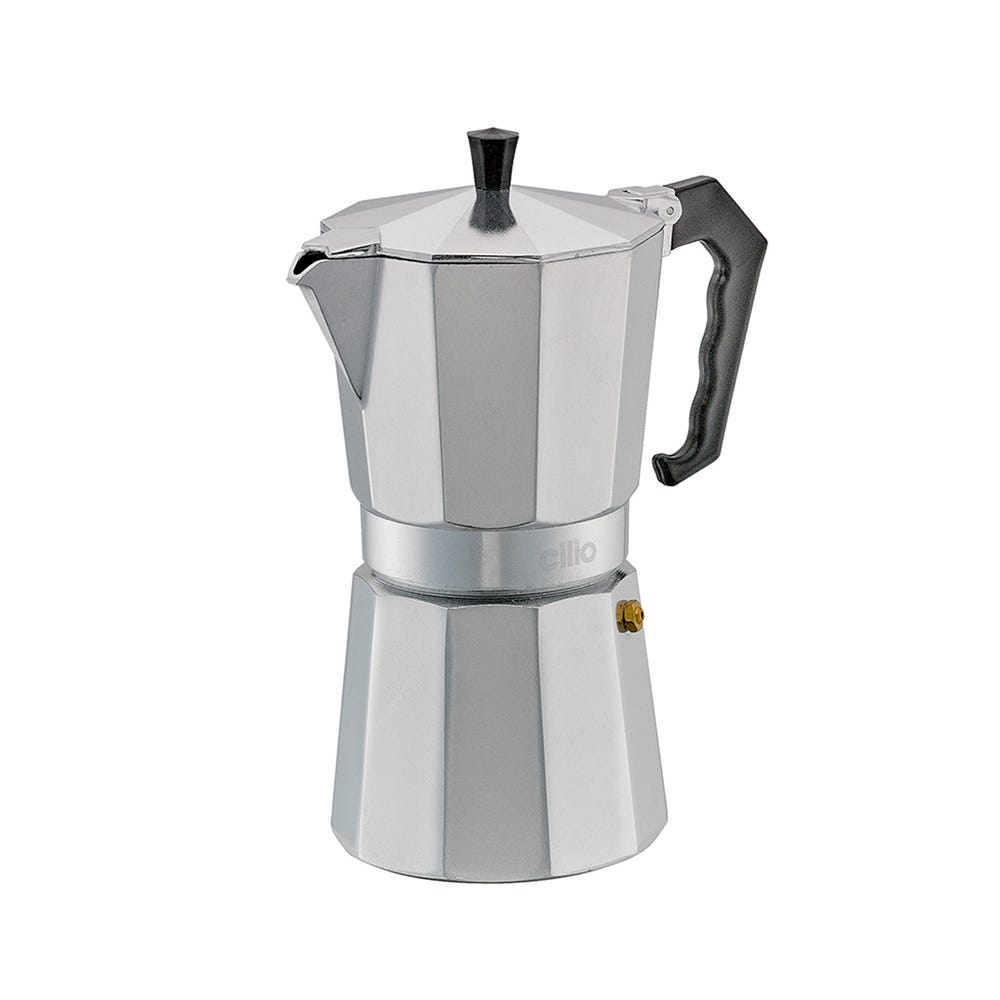 Cafetera italiana de aluminio Cilio® Classico