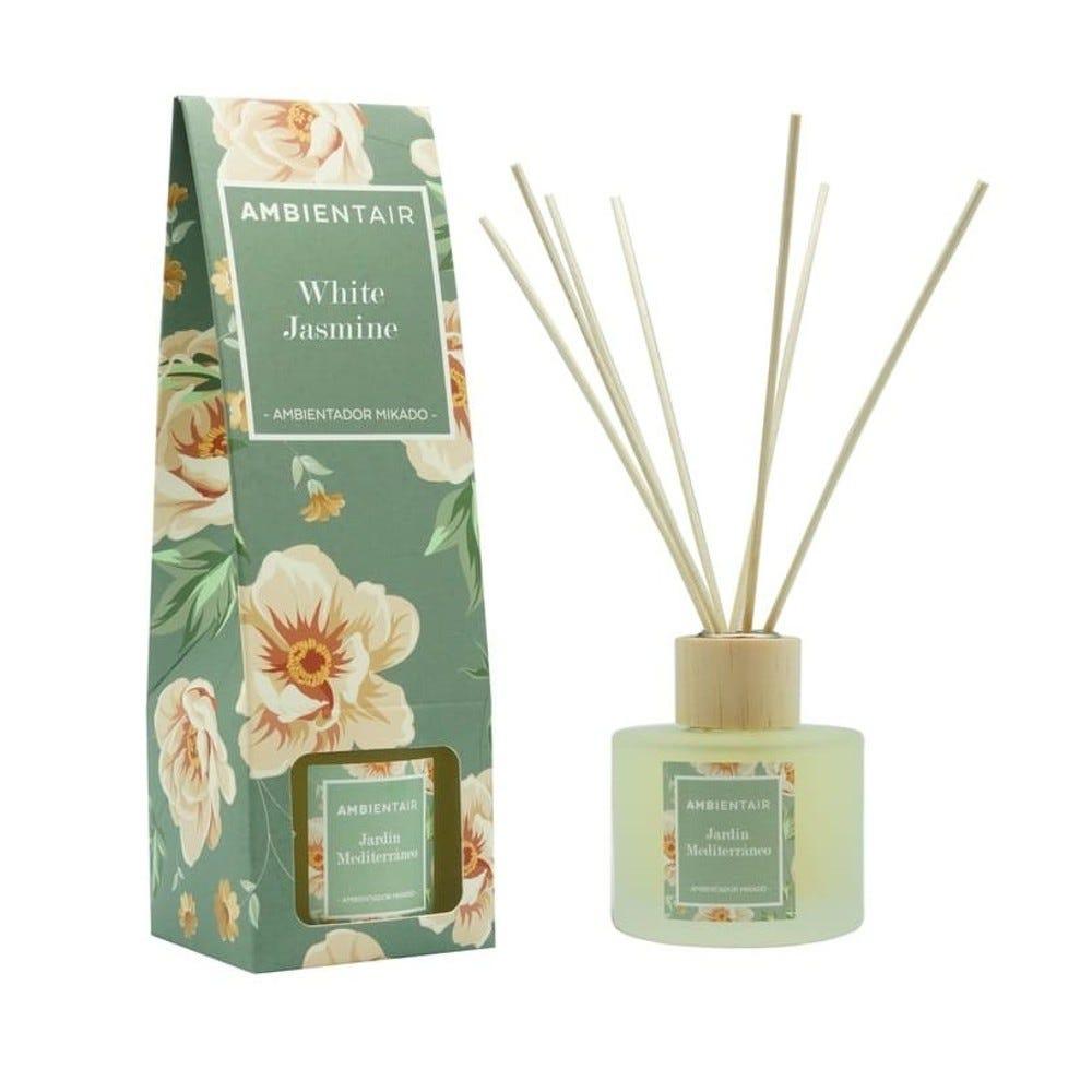 Difusor de varillas Mikado Ambientair® aroma jardín mediterráneo