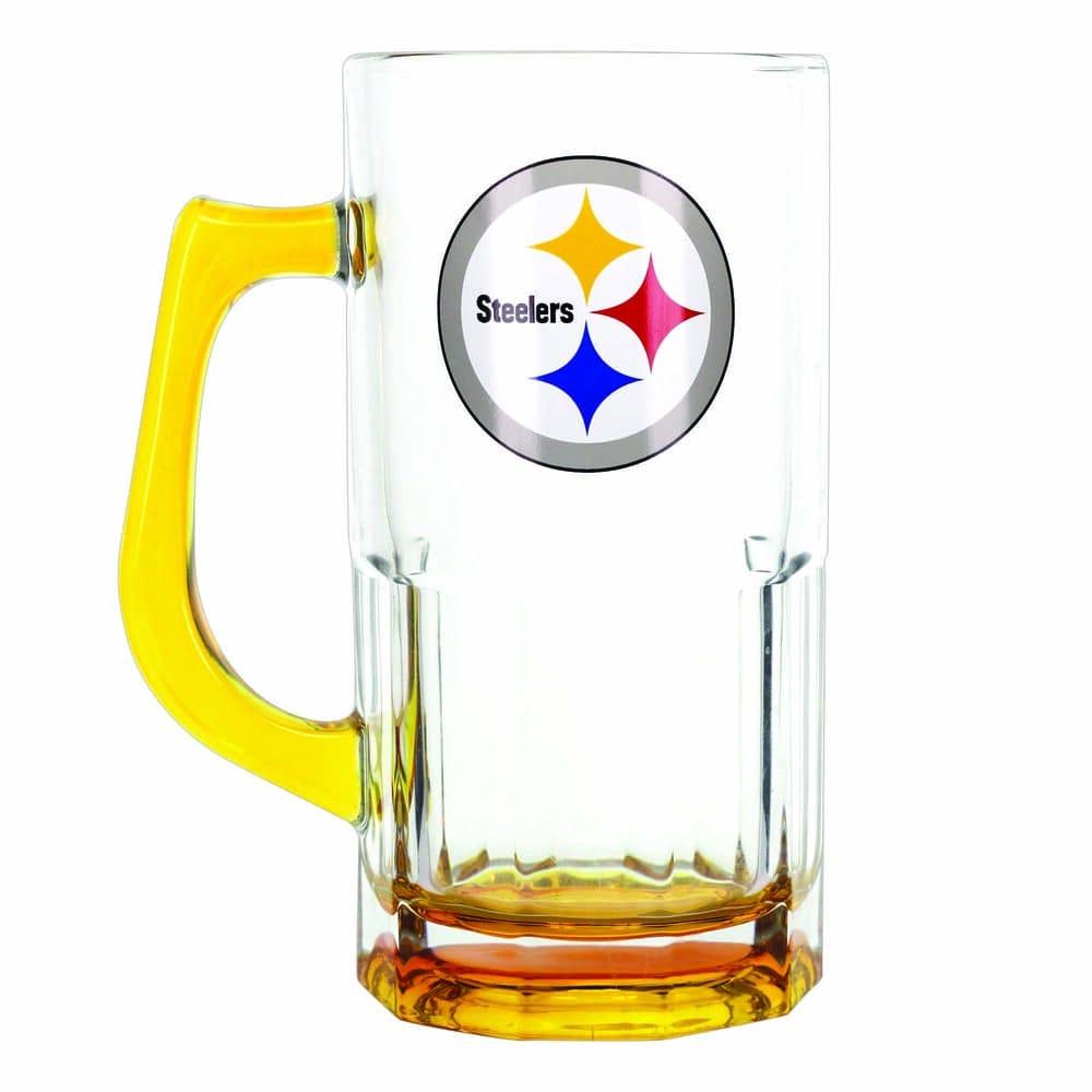 Tarro de vidrio NFL Steelers de 1 L