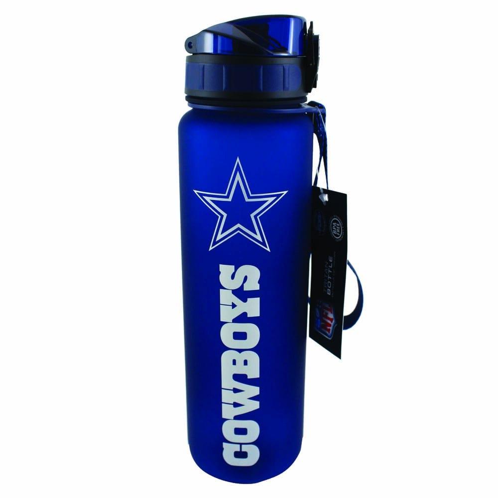 Botella de plástico NFL Cowboys de 1 L