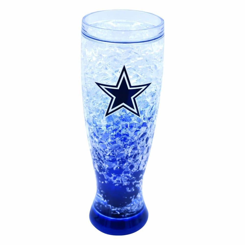 Yarda congelable de plástico NFL Cowboys