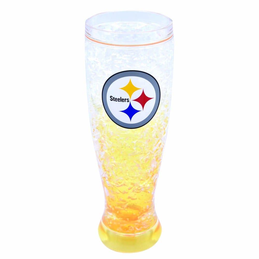 Yarda congelable de plástico NFL Steelers