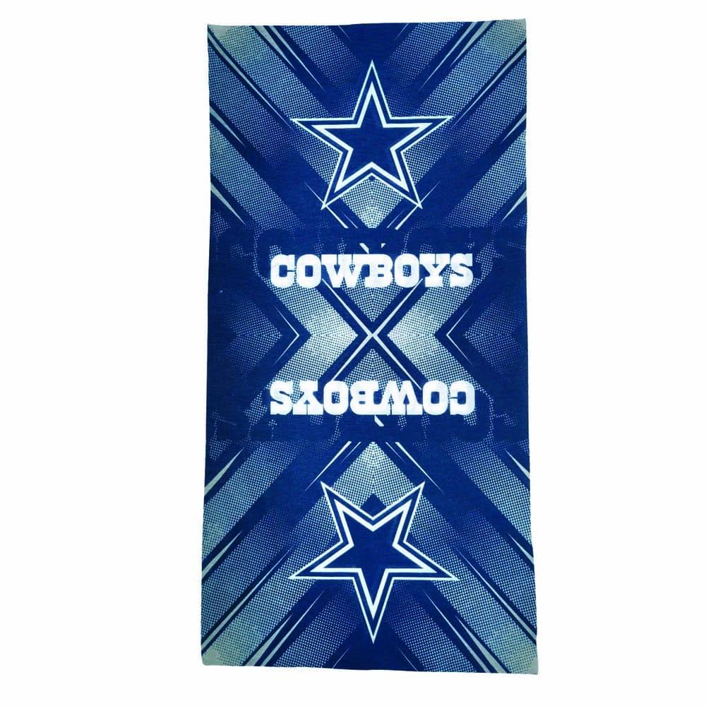 Diadema de poliéster NFL Cowboys multifuncional