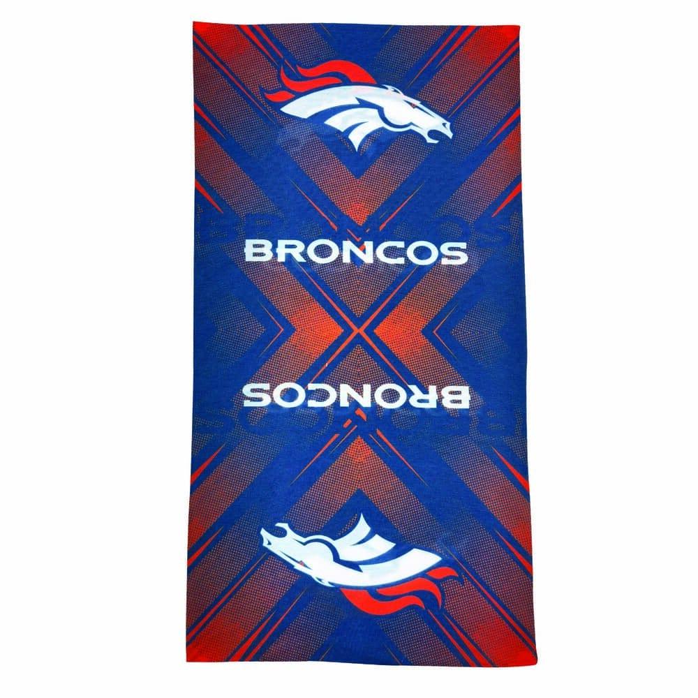 Diadema de poliéster NFL Broncos multifuncional
