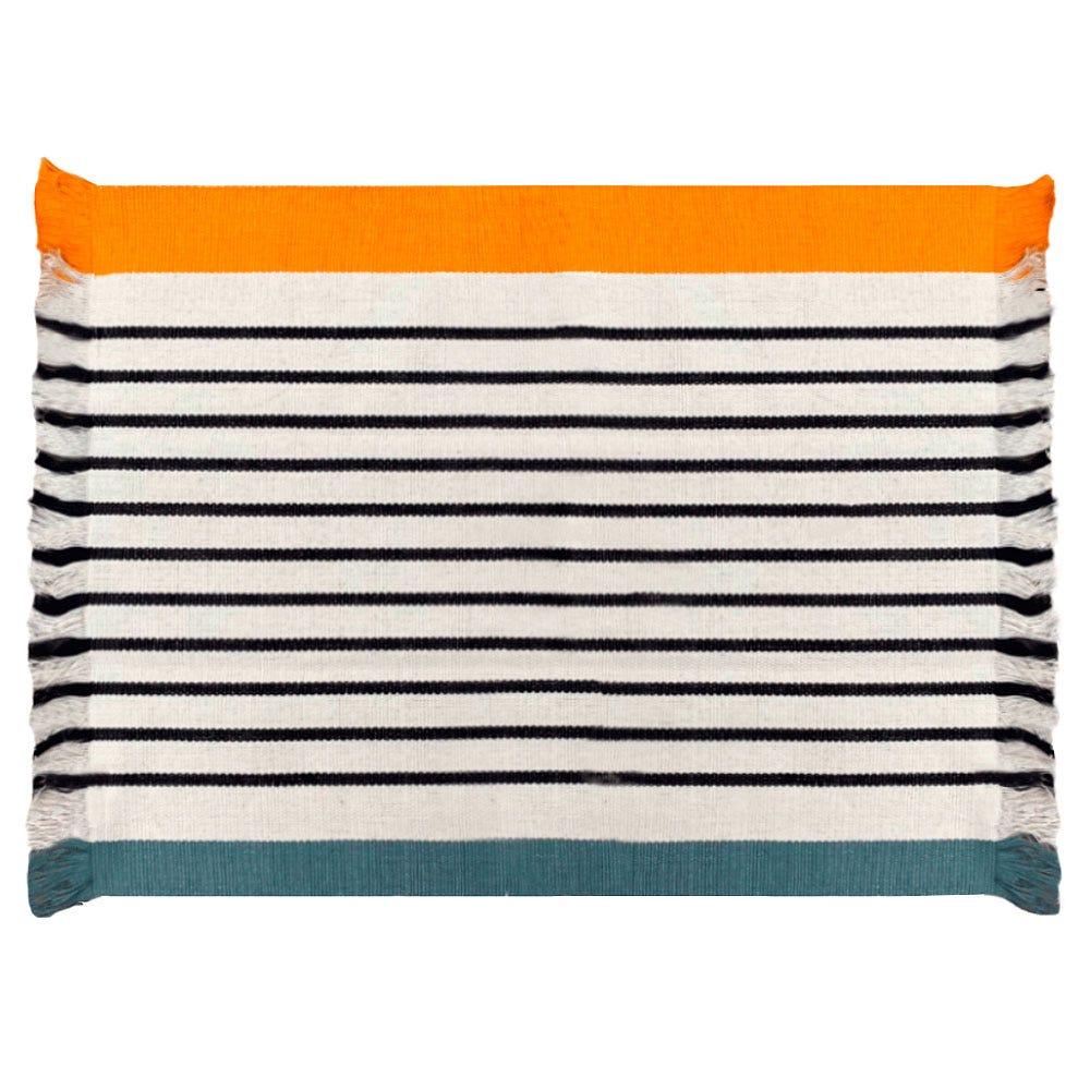 Mantel individual de algodón Despertar® multicolor