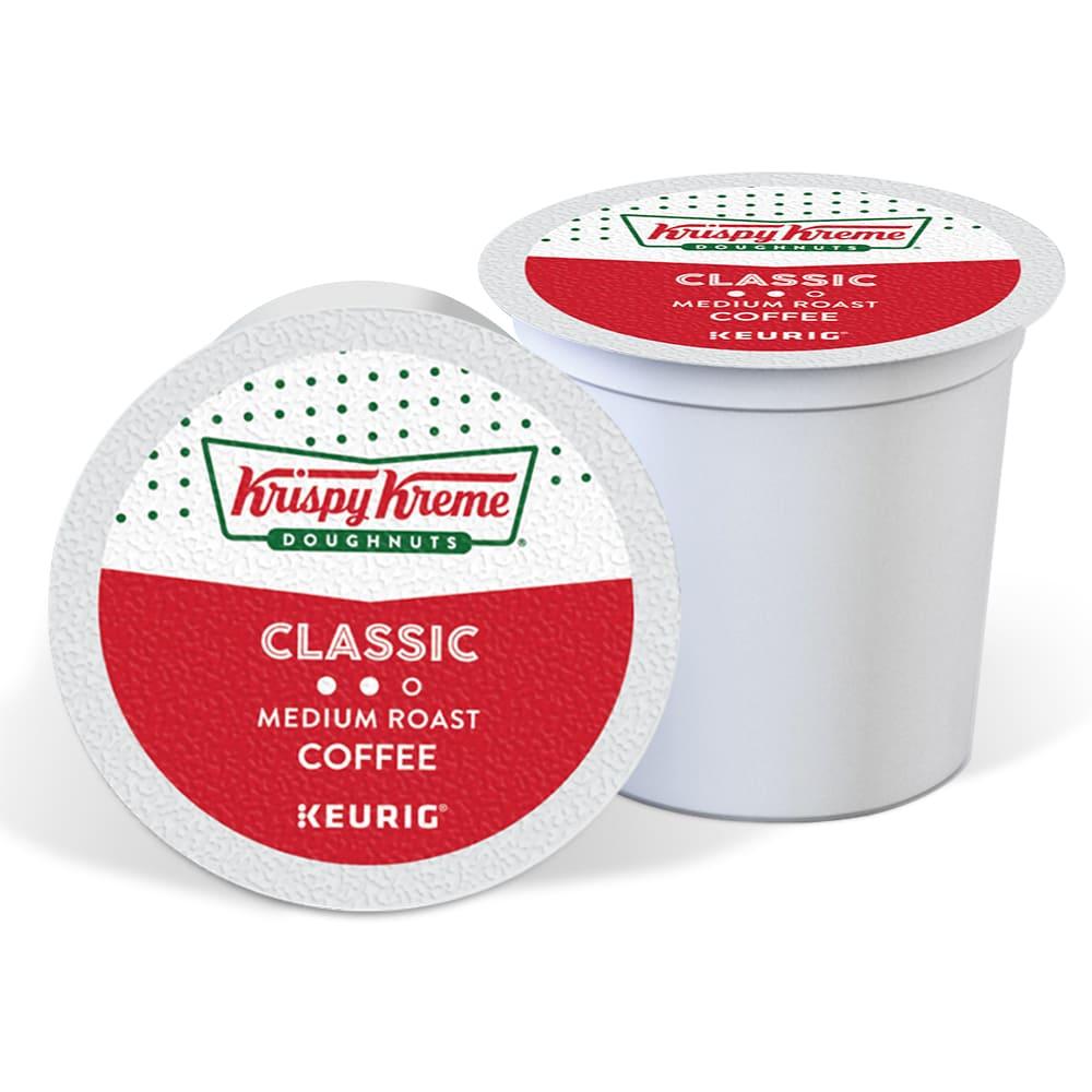 Cápsulas de café Keurig® Krispy Kreme® tostado clásico