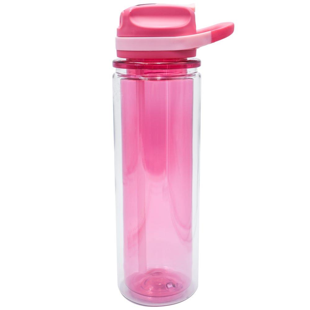 Botella de tritán Cool Gear Gallery color rosa