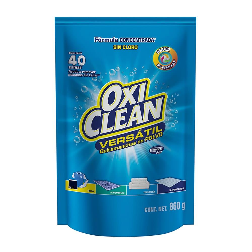 Quitamanchas en polvo OxiClean™ Versátil de 860 g