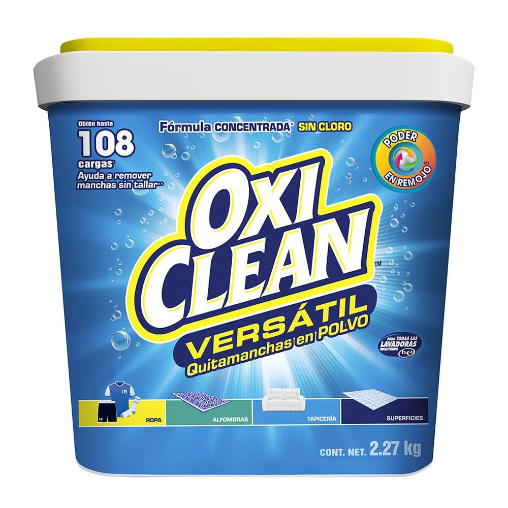 Quitamanchas en polvo OxiClean™ Versátil de 2.27 kg