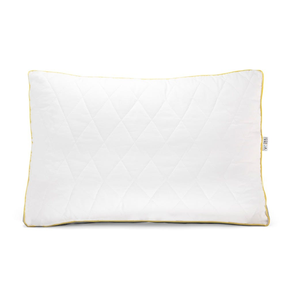 Almohada estándar/queen de microgel Voltti® Confort