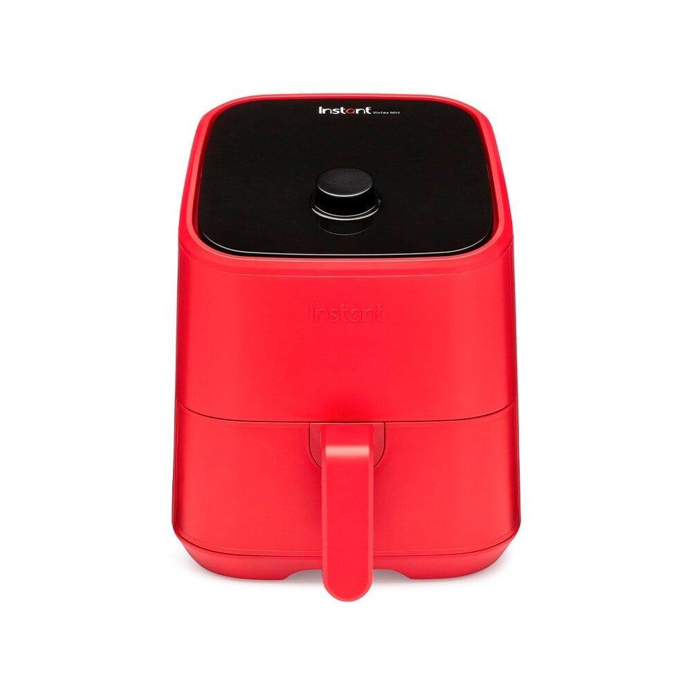 Mini freidora de aire Instant Pot® Vortex™ color rojo