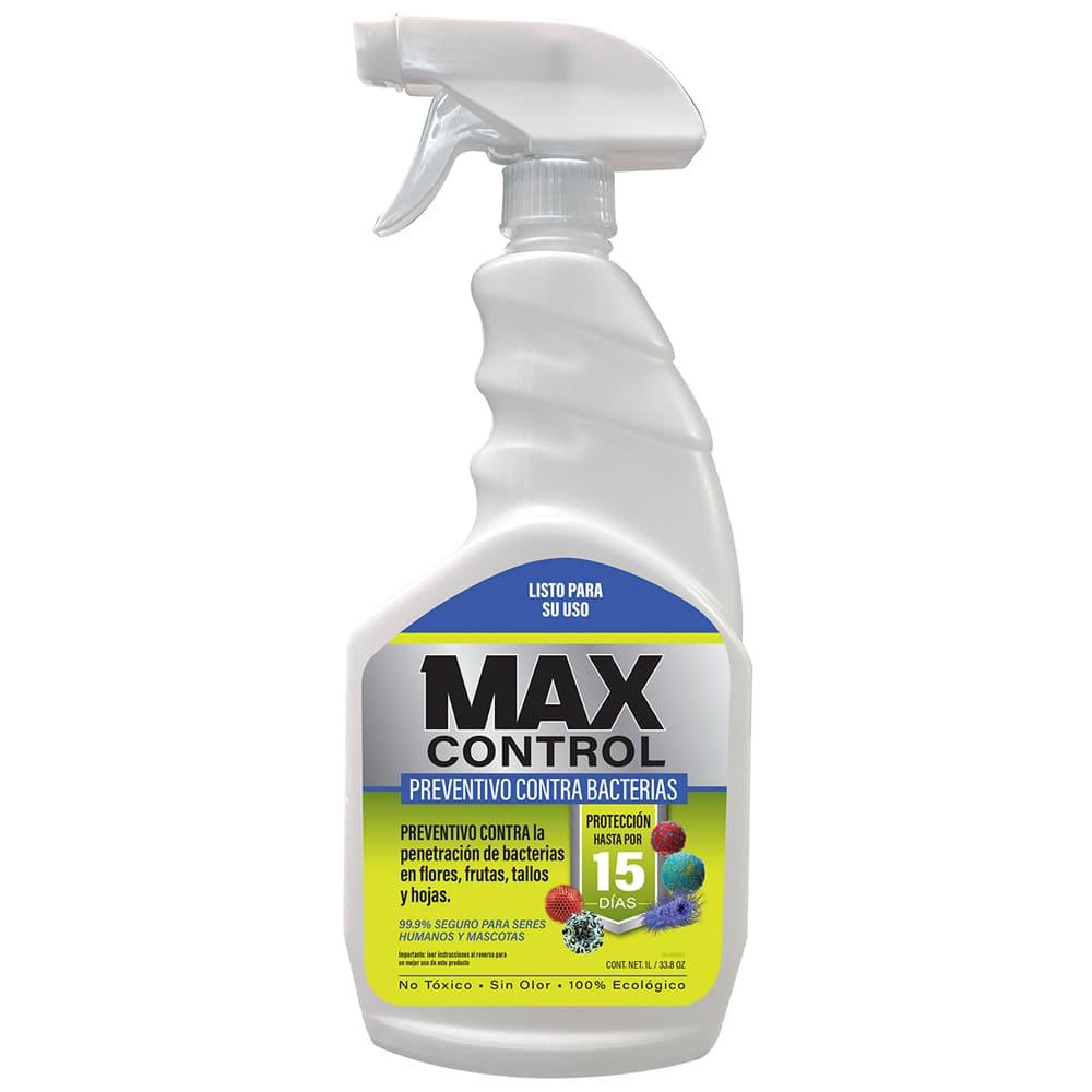 Eliminador de bacterias Max Control™ de 1 L