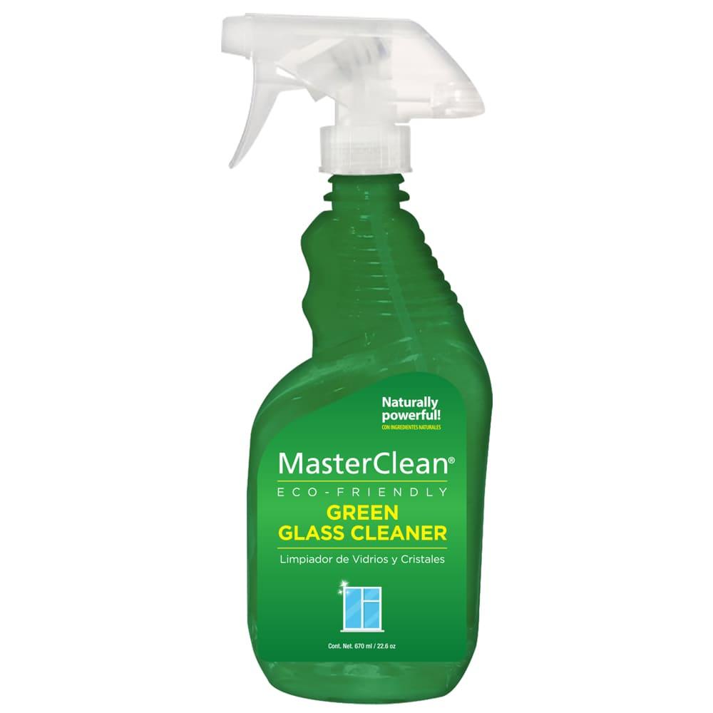 Limpiador de vidrios y cristales Master Clean® Eco-Friendly de 650 mL