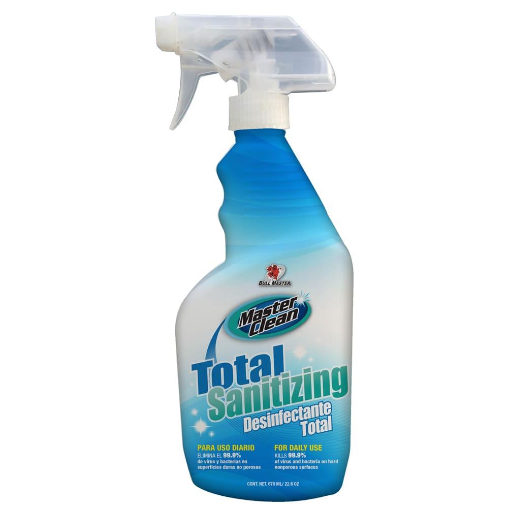 Desinfectante total Master Clean® de 650 mL