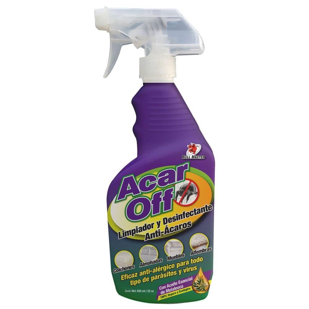 Limpiador desinfectante anti-ácaros Master Clean® Acar-Off de 650 mL