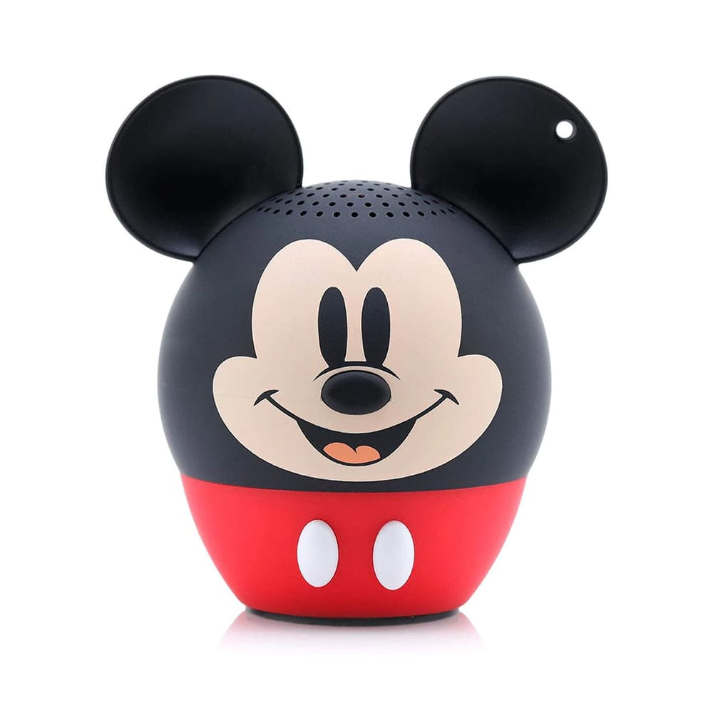 Bocina bluetooth de plástico Bitty Bommers Mickey Mouse