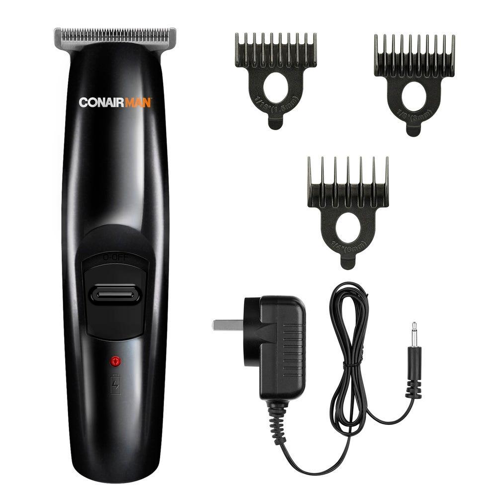 Recortadora de cabello Conair® inalámbrica color negro