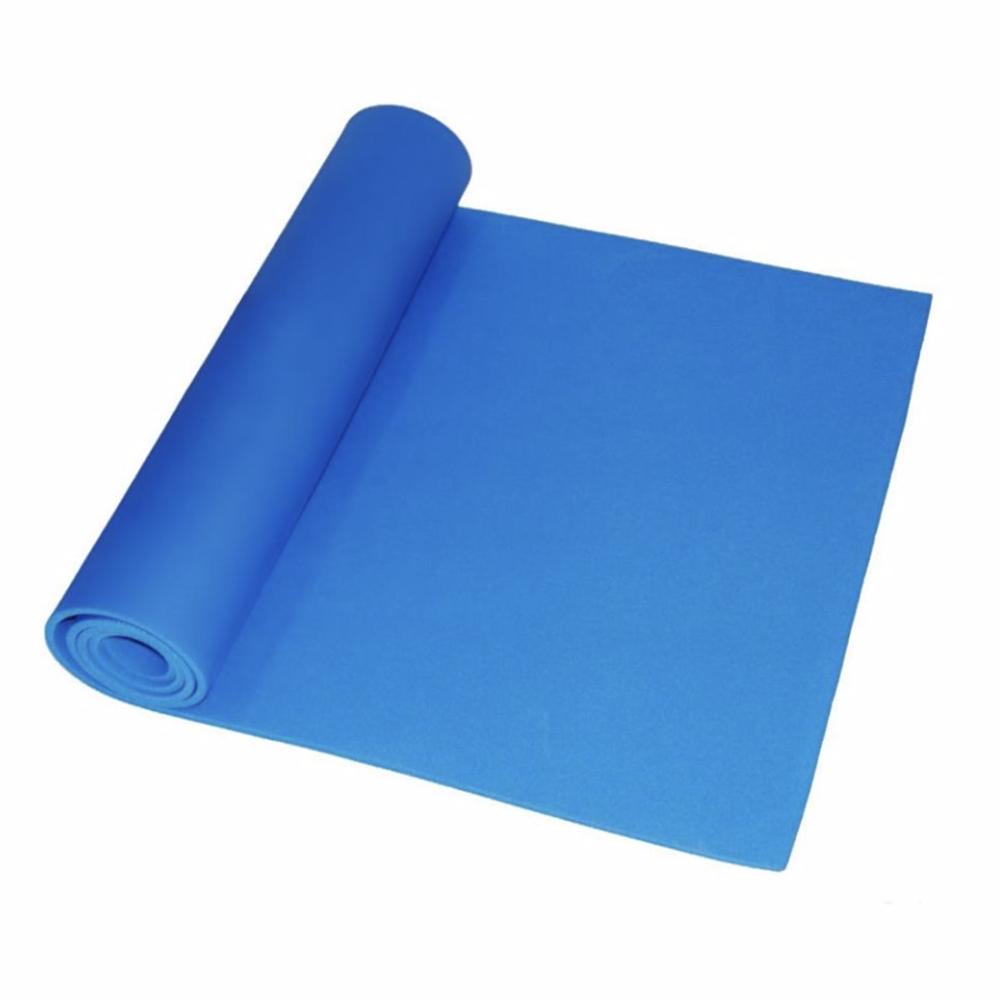 Tapete de yoga Brescia en azul