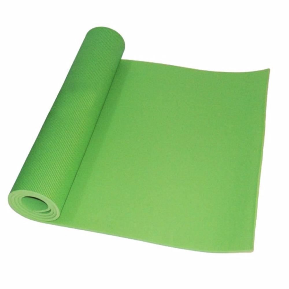 Tapete de yoga Brescia en verde