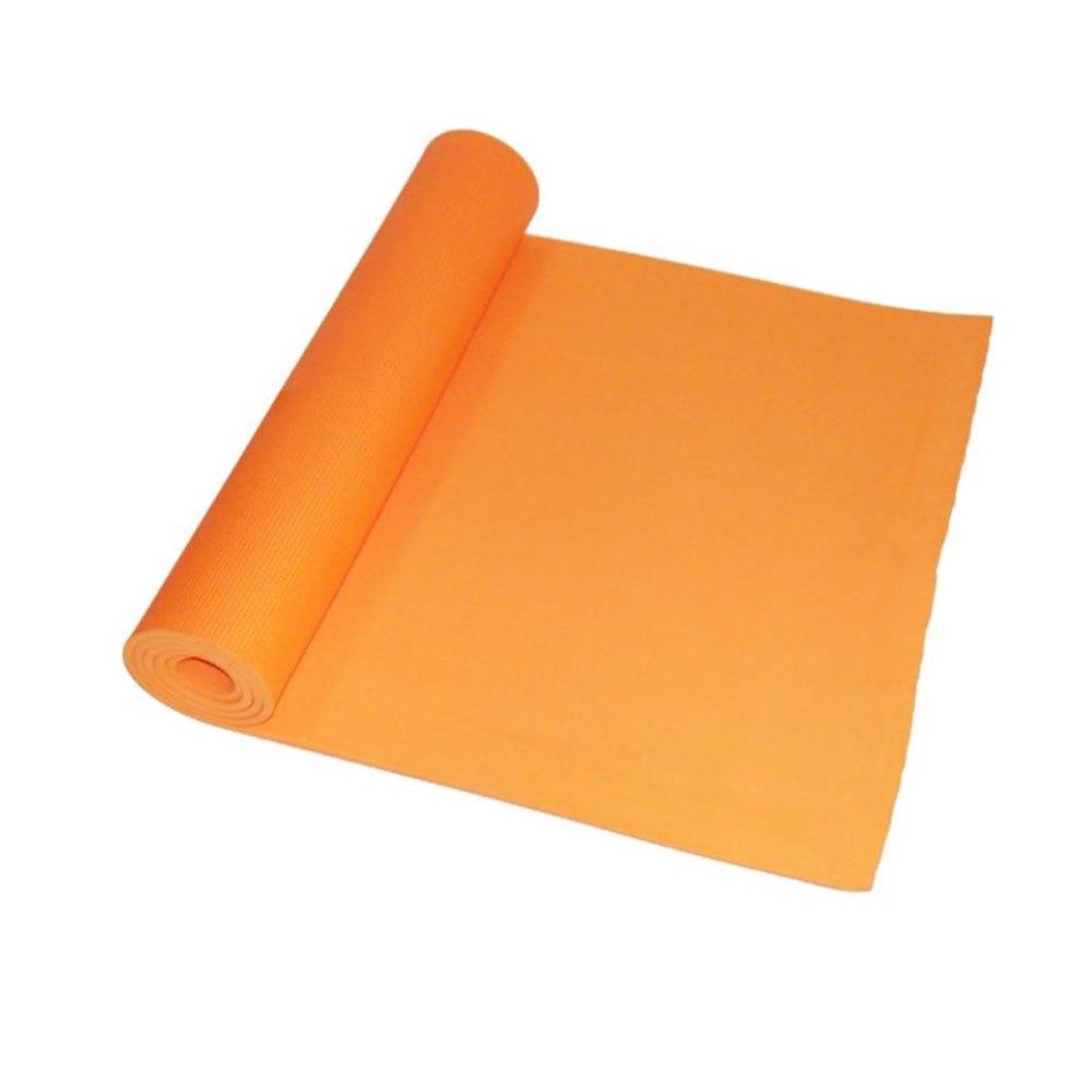 Tapete de yoga Brescia en naranja