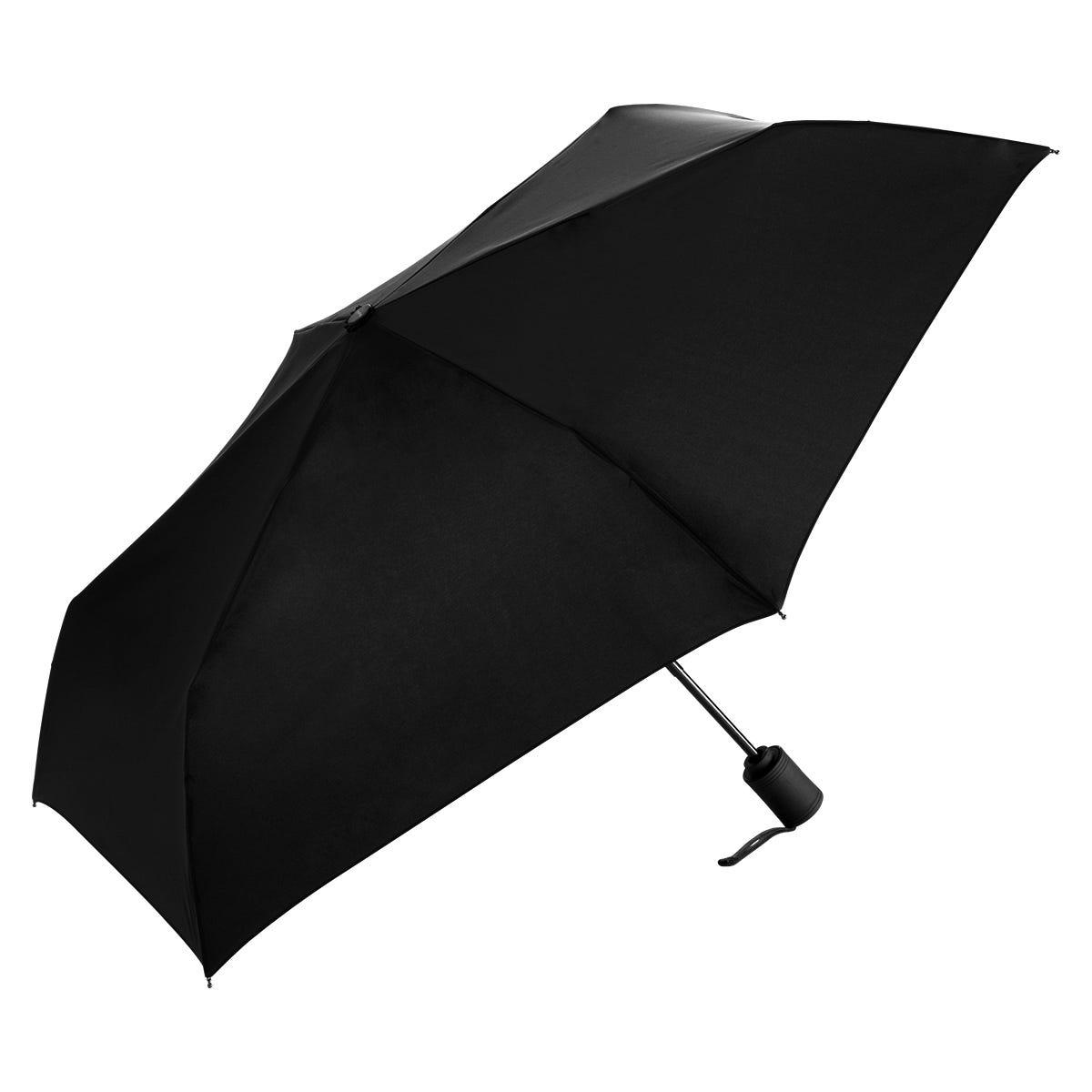 Paraguas automático Shedrain® compacto en negro
