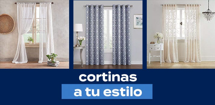 Cortinas Bed Bath and Beyond